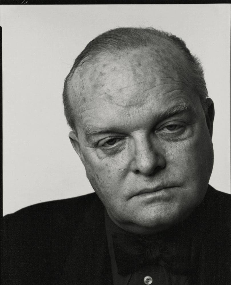 Why did Capote produce a book