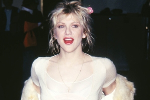 Photo by: Stephen Trupp STAR MAX, Inc. ©1997 ALL RIGHTS RESERVED Telephone/Fax: (212) 995-1196 Courtney Love (Star Max via AP Images)